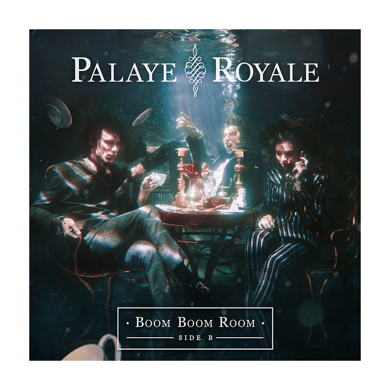 Palaye Royale - Boom Boom Room Side B Wall Flag