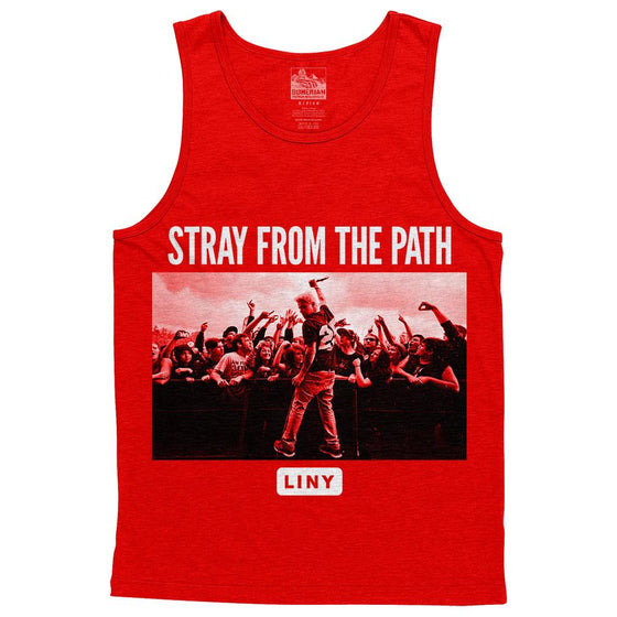 Stray From The Path - Live Tank