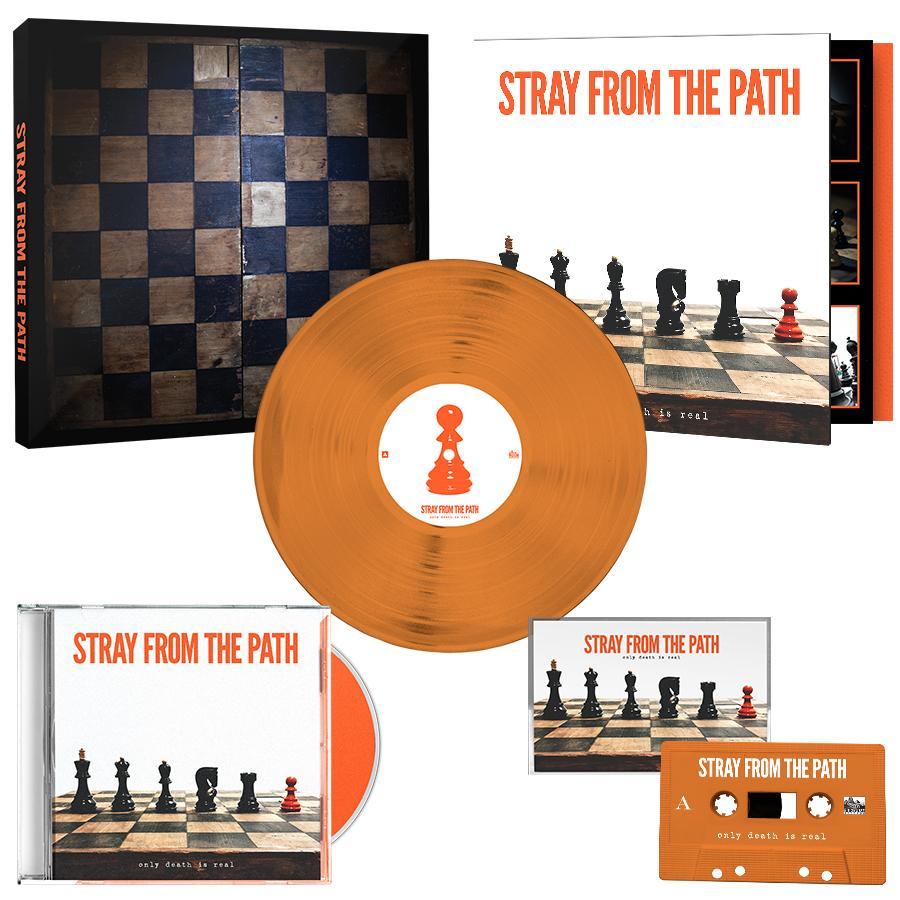 Stray From The Path - 'Only Death Is Real' Vinyl Box Set
