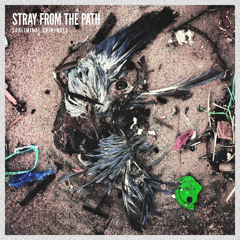 Stray From The Path - 'Subliminal Criminals' CD
