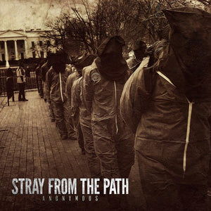 Stray From The Path - 'Anonymous' CD
