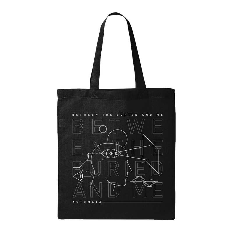 Between The Buried And Me - Tote Bag
