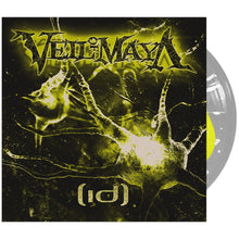 Veil Of Maya - '[id]' Neon Yellow Inside Clear w/ White Splatter Vinyl