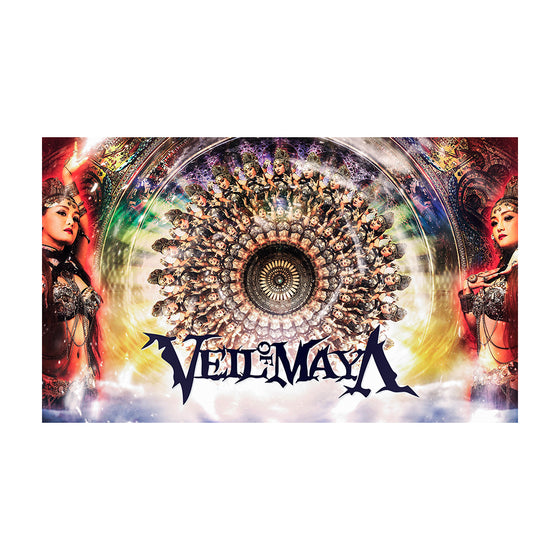 Veil Of Maya - Matriarch Wall Flag (Landscape)