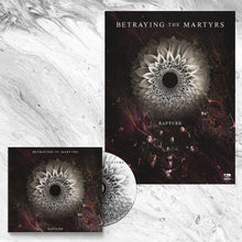 Betraying The Martyrs - 'Rapture' CD Digipak Bundle