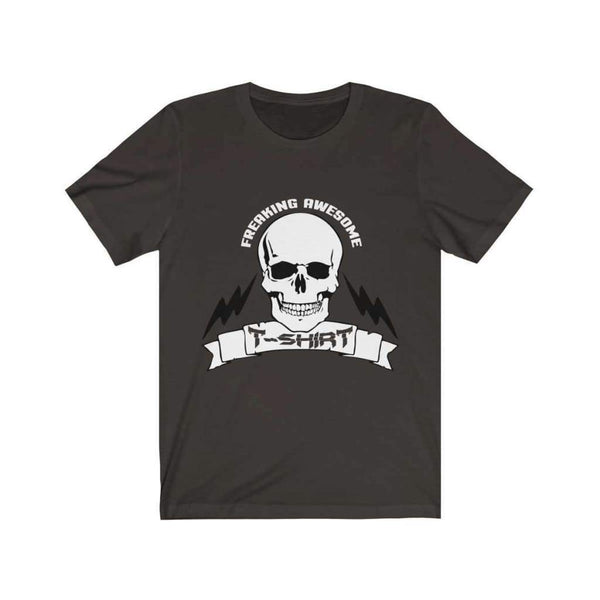 Bad Old Biker T-Shirt - Motorcycle Shirt - Freaking Awesome T-Shirts