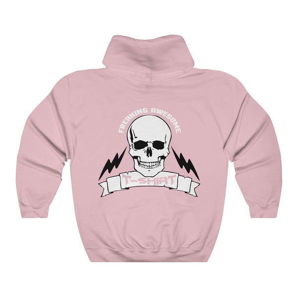 Womans Heavy Hoodie-Freaking Awesome T-Shirts