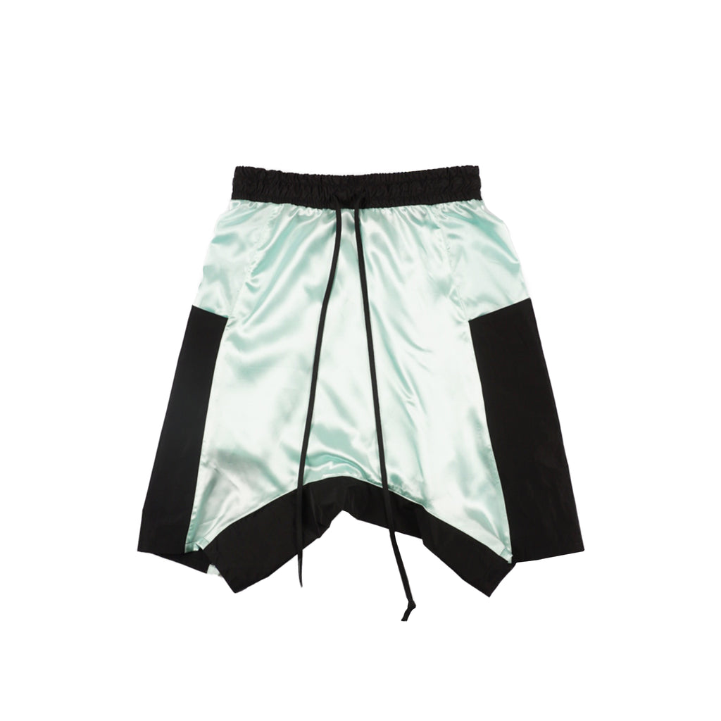 THE CHAMPION SHORT - MINTY BLACK