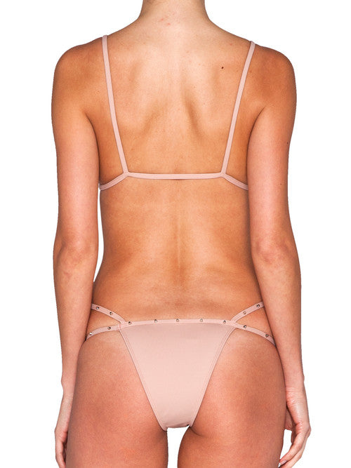 MINIMALE ANIMALE - LUCID OUTLAW TOP - COCOA -  WOMENS | SWIMWEAR - The Well