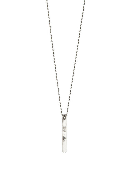 CREW LOVE - CREW LOVE X THE WELL - TRAIN WHISTLE -  JEWELRY - The Well