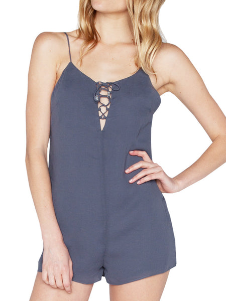 TAVIK - LIZA ROMPER - OMBRE BLUE -  WOMENS | BOTTOMS - The Well