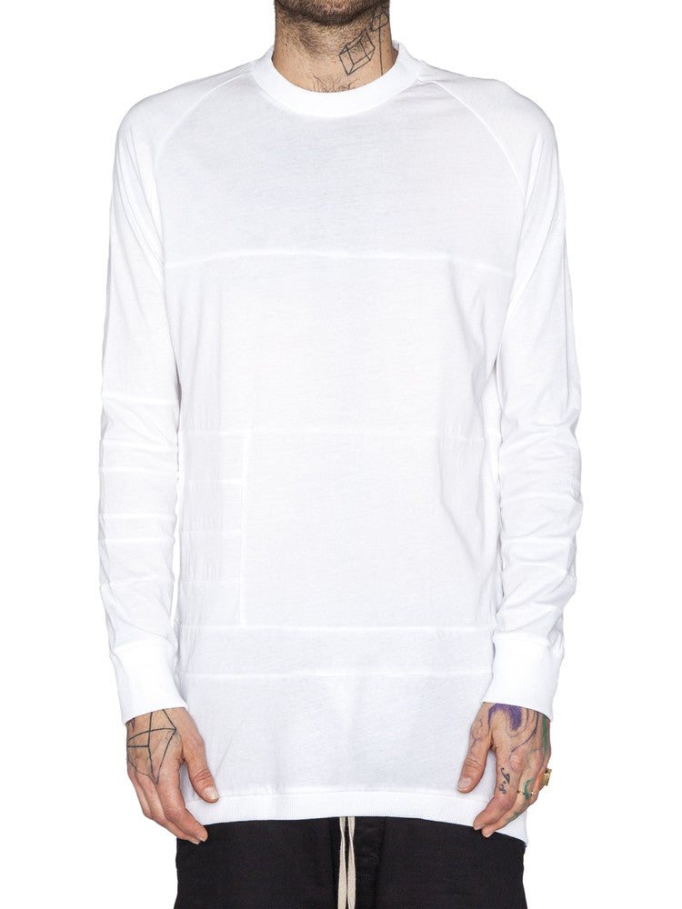 THE WELL - MOTO JERSEY - WHITE -  MENS | TOPS - The Well