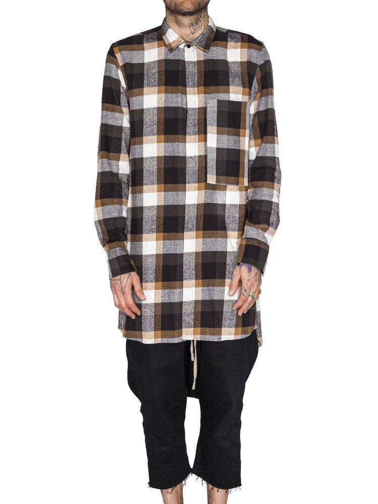 THE WELL - BUTTON UP - PLAID -  MENS | TOPS - The Well