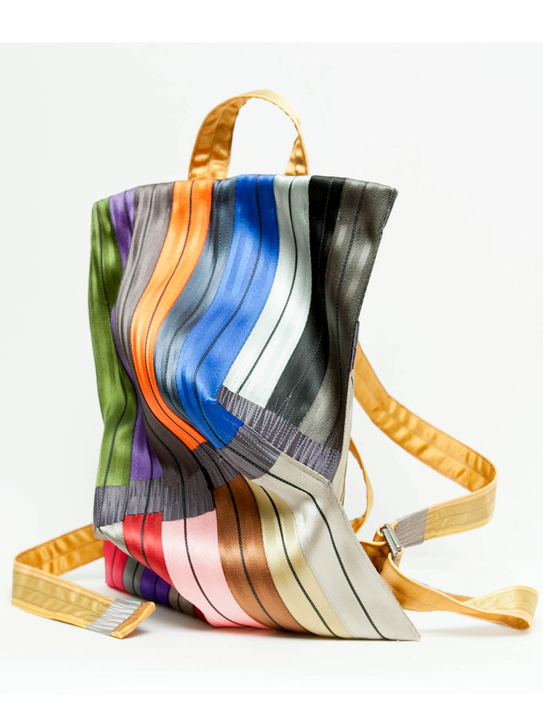 MIKKY BACKPACK - MULTICOLOR