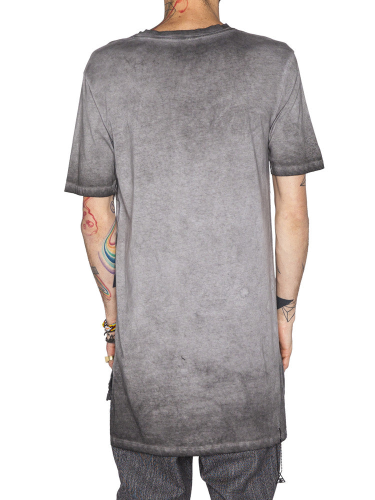 THE WELL - NOT SO BASIC - OIL GREY -  MENS | TOPS - The Well