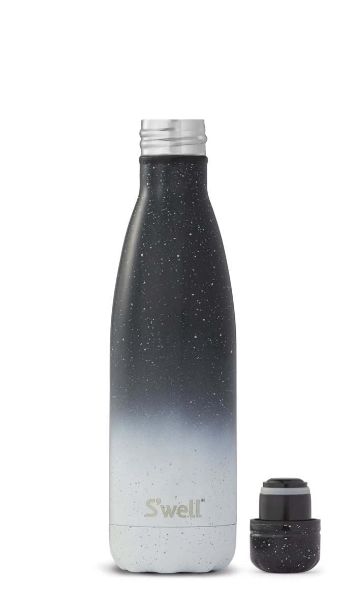 S'WELL - 17 OZ BOTTLE - MONOCHROME - OMBRE SPECKLE -  HOME GOODS - The Well