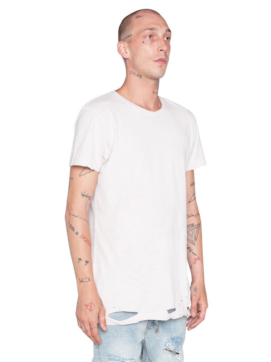 KSUBI - SIOUX POCKET SS TEE - MINKED PINK -  MENS | TOPS - The Well