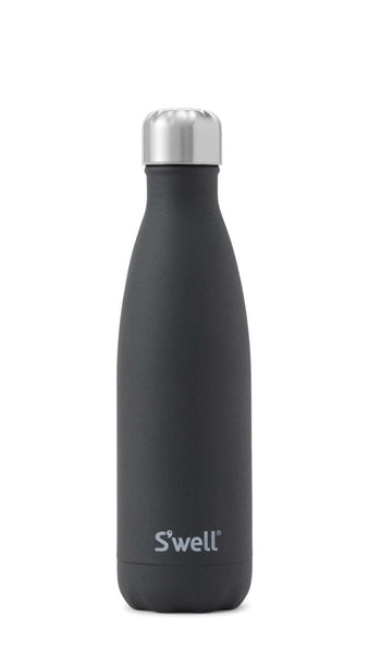 S'WELL - 17 OZ BOTTLE - STONE - ONYX -  HOME GOODS - The Well