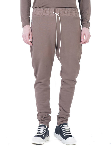 REPRESENT CLOTHING - ESSENTIAL JOGGERS - TAUPE -  MENS | BOTTOMS - The Well