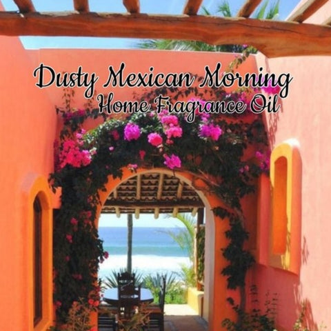 Dusty Mexican Morning Home Fragrance Diffuser Warmer Aromatherapy Burning Oil