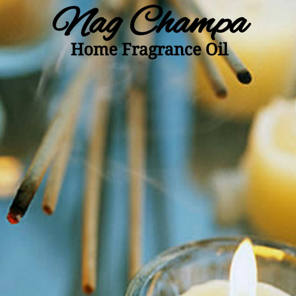 Nag Champa Home Fragrance Diffuser Warmer Aromatherapy Burning Oil