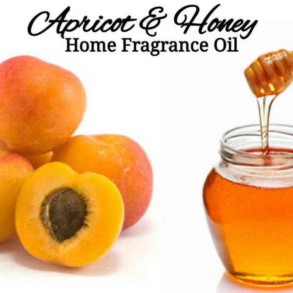 Apricot Honey Home Fragrance Diffuser Warmer Aromatherapy Burning Oil