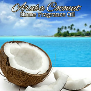 Aruba Coconut (Type) Home Fragrance Diffuser Warmer Aromatherapy Burning Oil