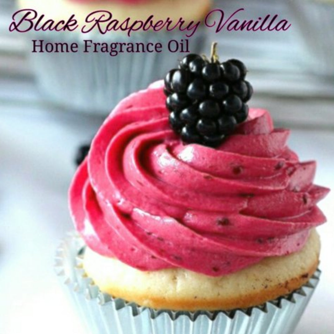 Black Raspberry Vanilla Home Fragrance Diffuser Warmer Aromatherapy Burning Oil