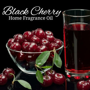 Black Cherry Home Fragrance Diffuser Warmer Aromatherapy Burning Oil