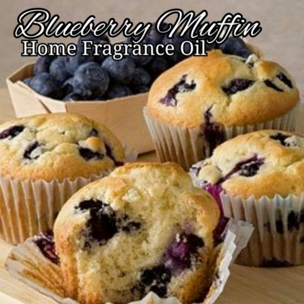 Blueberry Muffin Home Fragrance Diffuser Warmer Aromatherapy Burning Oil