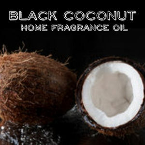 Black Coconut Home Fragrance Diffuser Warmer Aromatherapy Burning Oil