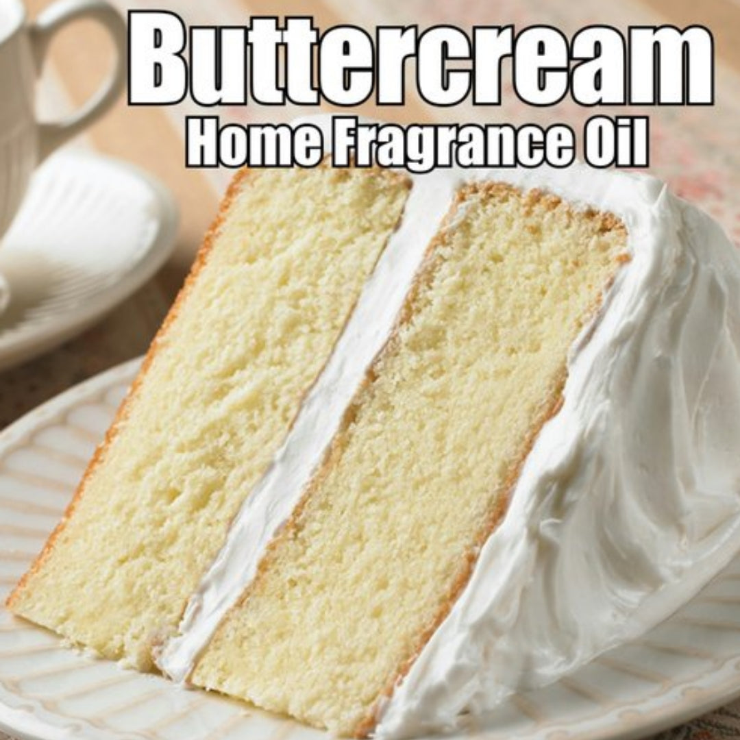 Buttercream (Type) Home Fragrance Diffuser Warmer Aromatherapy Burning Oil