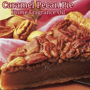 Caramel Pecan Pie Home Fragrance Diffuser Warmer Aromatherapy Burning Oil