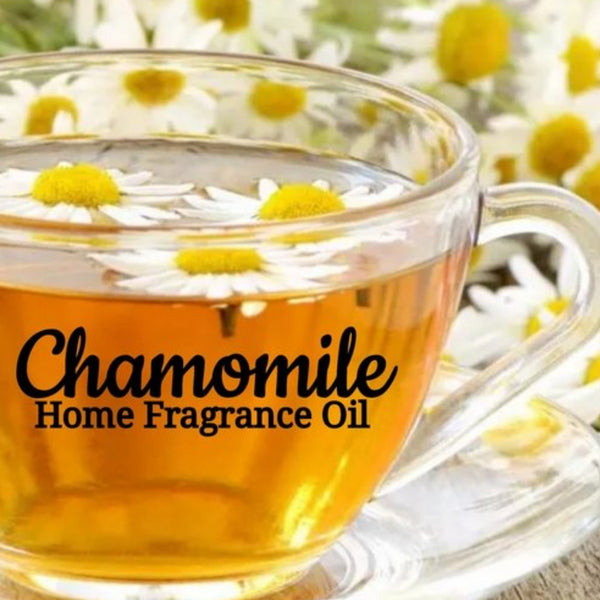 Chamomile Home Fragrance Diffuser Warmer Aromatherapy Burning Oil