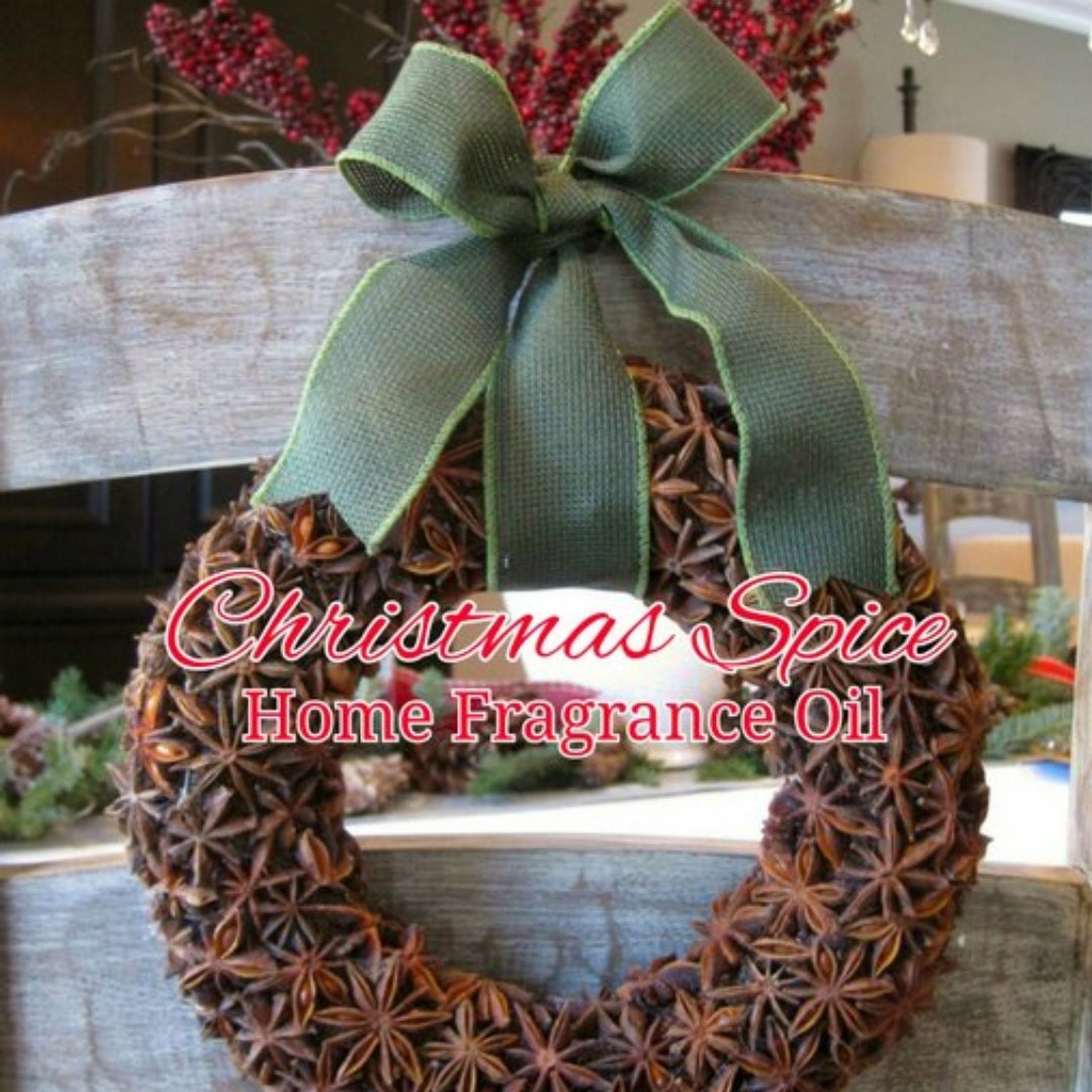 Christmas Spice Home Fragrance Diffuser Warmer Aromatherapy Burning Oil