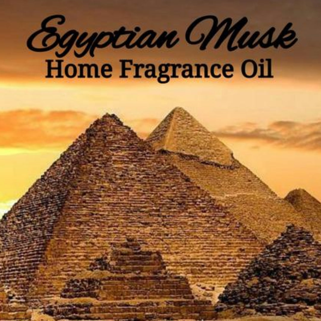 Egyptian Musk Home Fragrance Diffuser Warmer Aromatherapy Burning Oil