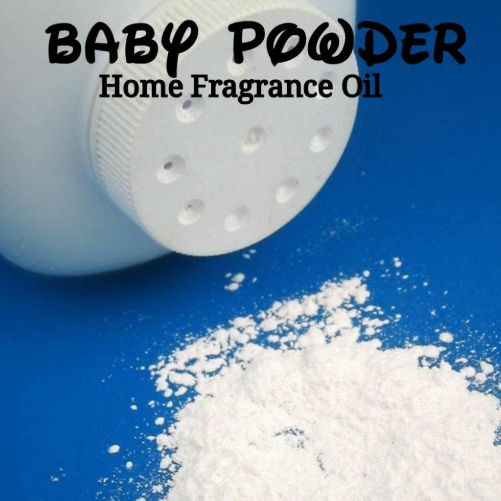 Baby Powder Home Fragrance Diffuser Warmer Aromatherapy Burning Oil