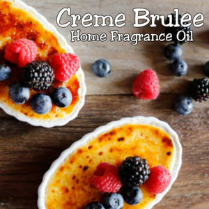 Creme Brulee Home Fragrance Diffuser Warmer Aromatherapy Burning Oil