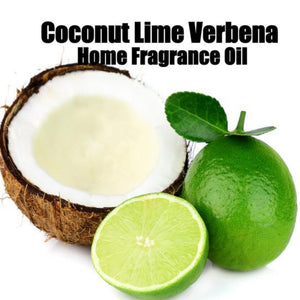 Coconut Lime Verbena (Type) Home Fragrance Diffuser Warmer Aromatherapy Burning Oil