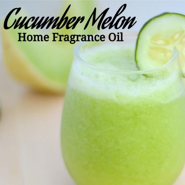 Cucumber Melon Home Fragrance Diffuser Warmer Aromatherapy Burning Oil