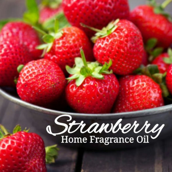 Strawberry Home Fragrance Diffuser Warmer Aromatherapy Burning Oil