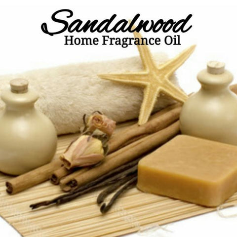 Sandalwood Home Fragrance Diffuser Warmer Aromatherapy Burning Oil