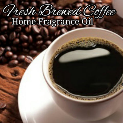 Fresh Brewed Coffee Home Fragrance Diffuser Warmer Aromatherapy Burning Oil