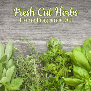 Fresh Cut Herbs Home Fragrance Diffuser Warmer Aromatherapy Burning Oil