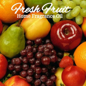 Fresh Fruit Home Fragrance Diffuser Warmer Aromatherapy Burning Oil