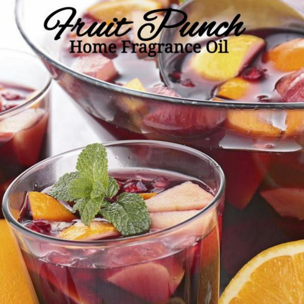 Fruit Punch Home Fragrance Diffuser Warmer Aromatherapy Burning Oil