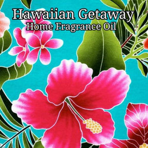 Hawaiian Getaway Home Fragrance Diffuser Warmer Aromatherapy Burning Oil