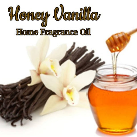 Honey Vanilla Home Fragrance Diffuser Warmer Aromatherapy Burning Oil