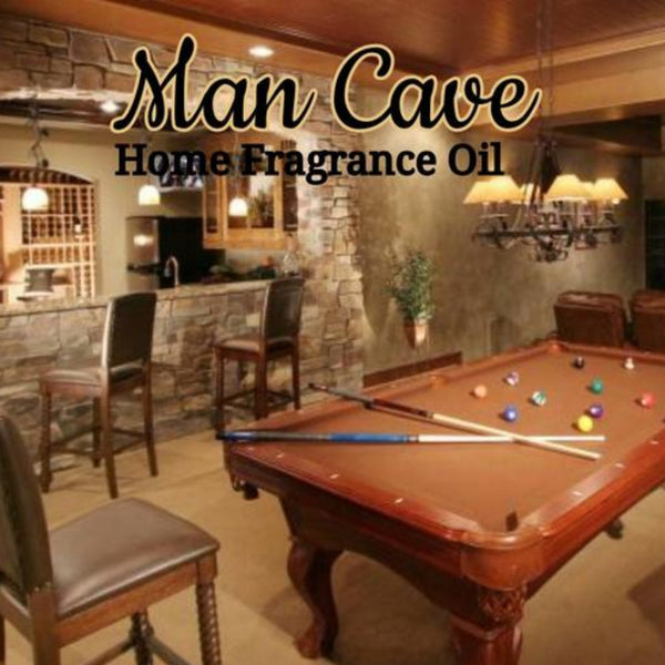 Man Cave Home Fragrance Diffuser Warmer Aromatherapy Burning Oil