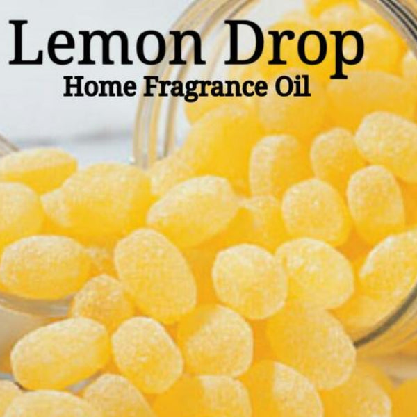 Lemon Drop Home Fragrance Diffuser Warmer Aromatherapy Burning Oil